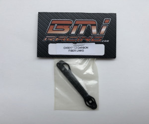 BMI Copperhead 1.2mm Carbon Fiber Links