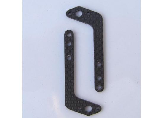 BMI Thin Carbon Fiber Flex Plates